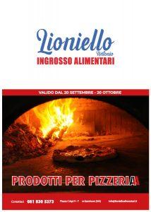Catalogo pizzerie lioniello con prezzi aggiornati per pizzerie pub ambulanti